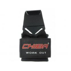 CHIBA Háky - černé