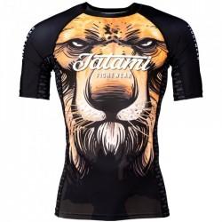 Rashguard TATAMI Fightwear - LION