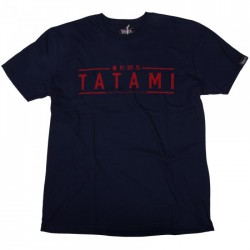 Tričko TATAMI Fightwear Supply Co Jiu-Jitsu - modré
