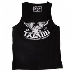 Tílko TATAMI Fightwear Advanced Fighting System - černé