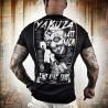 Yakuza Pánské tričko Attack TSB 8014 - černé