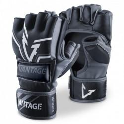 """VANTAGE MMA rukavice """"Combat Hybrid""""- černé"""