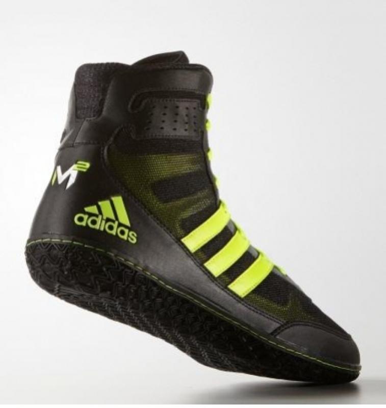 0ea870a627b ADIDAS Zápasnické boty Mat Wizard.3 - černo žluté - Venum Shop
